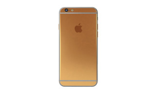 Gold iPhone 6 by HADORO Paris