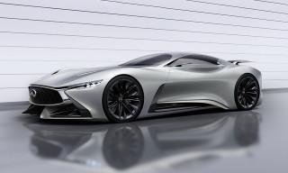 Infiniti Reveals Concept Vision Gran Turismo
