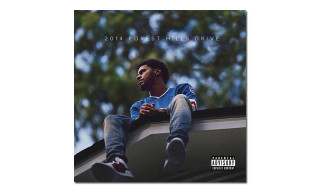 Stream J. Cole's New Album '2014 Forest Hills Drive'