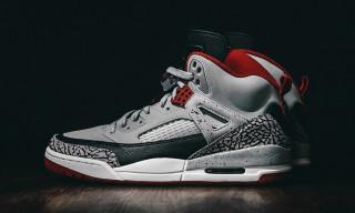 "Jordan Spizike ""Wolf Grey"""