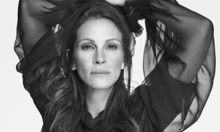 Julia Roberts by Mert Alas and Marcus Piggott for Givenchy Spring/Summer 2015