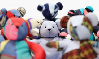 Kumanokoido x Bodega Handcrafted Teddy Bears