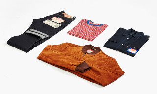 Levi's Vintage Clothing Outfit Grid
