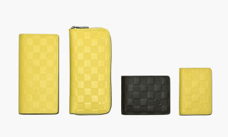"Louis Vuitton Introduces ""Yellow"" & ""Olive"" Into Its Damier Infini Collection"