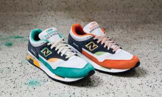 "New Balance Spring/Summer 2015 Made in England 1500 ""Mesh"" Pack"