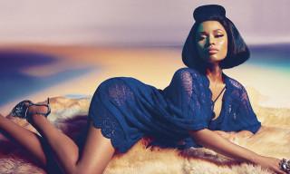 Nicki Minaj is the Face of Roberto Cavalli's Spring/Summer 2015 Campaign