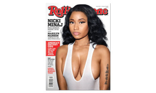 Nicki Minaj Covers 'Rolling Stone' January 2015