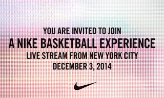 Live Stream Nike Basketball's Signature Athlete Special Event