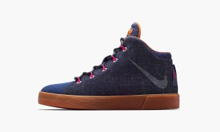 "Nike Fall/Winter 2014 LeBron 12 Lifestyle ""Denim"""