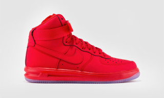 "Nike Lunar Force 1 Hi '14 ""University Red"""
