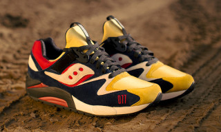 "Play Cloths x Saucony Shadow Grid 9000 ""Motocross"""
