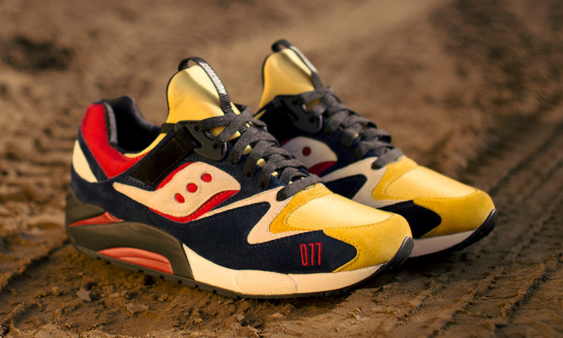 Saucony Shadow Grid 9000 Quot Motocross Quot Highsnobiety