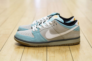 "Plus Skate Shop x Nike SB Dunk Low ""Gulf of Mexico"" 19a69304c"