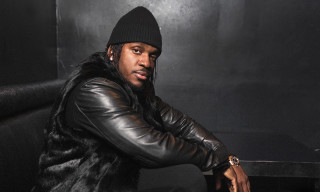 """Pusha T talks adidas Collaboration, King Push, """"Lunch Money"""" and More"""