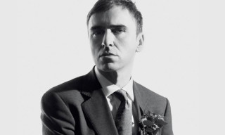 Raf Simons Talks Tumblr, Anonymity, and the Future of the Fashion Industry