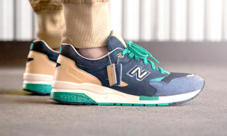 "Social Status x New Balance CM1600 ""Winter in the Hamptons"""