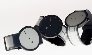 Sony Unveils E-Paper Smartwatch