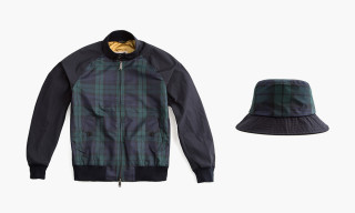 Stussy x Baracuta Holiday 2014 Capsule Collection