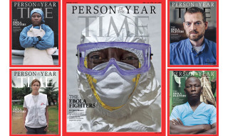 "TIME Magazine's ""2014 Person of the Year"""