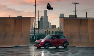 "Tony Hawk Skitches a Mini Cooper in New ""Night Riders"" Commercial"