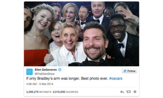 Twitter Announces 2014's Most Popular Tweets in #YearOnTwitter