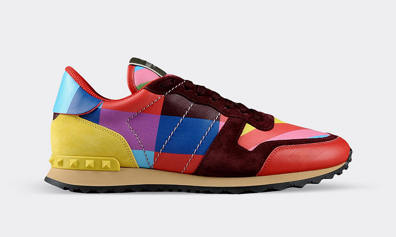 48d8583f12c153 50%OFF Valentino Spring 2015 Sneakers Highsnobiety - s132716079 ...