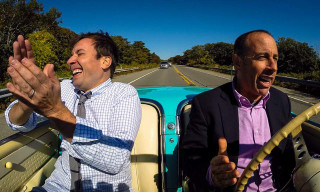 Watch Jerry Seinfeld's 'Comedians in Cars Getting Coffee' with Jimmy Fallon