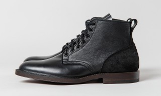 wings+horns x Viberg Service Boot​