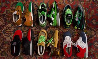 Sneaker Rotation | 10.Deep Head Designer Dennis L.