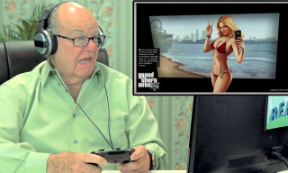 Watch Senior Citizens Play 'Grand Theft Auto V'
