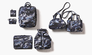 "HEAD PORTER ""Jungle"" Luggage Collection"