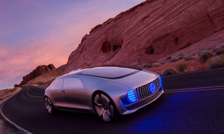 "Mercedes-Benz Unveils Self-Driving F 015 ""Luxury in Motion"" Concept"
