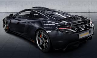 McLaren 650S Le Mans Special Edition Tributes F1 GTR