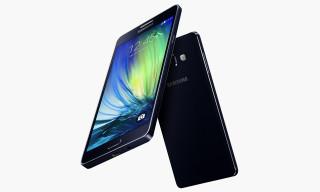 Samsung Unveils Galaxy A7 Smartphone