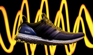 adidas Running Launches Ultra BOOST Performance Shoe