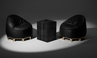 Alexander Wang x Poltrona Frau Spring/Summer 2015 Furniture Collection