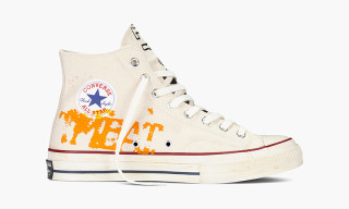 Converse Recreates Andy Warhol's Custom All Star Chuck '70