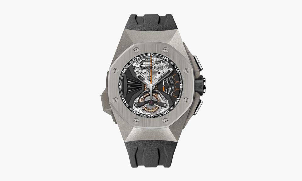 Audemars Piguet Royal Oak Acoustic Concept Watch ...