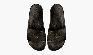 A First Look at Buscemi Leather Slippers