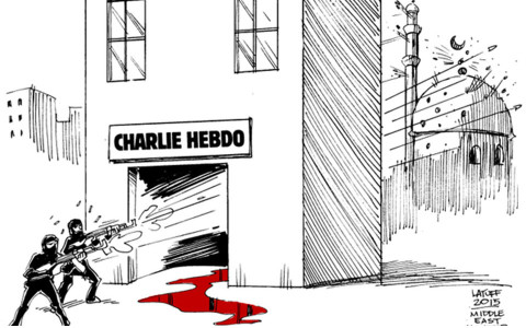 Tributes In Response To Charlie Hebdo Highsnobiety - 24 powerful cartoon responses charlie hebdo shooting