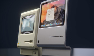 CURVED/labs Pays Tribute to the Original Mac Design