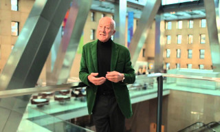 Follow Norman Foster on a Drone Tour of Hearst Tower