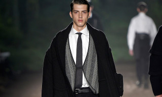 Ermenegildo Zegna Fall/Winter 2015 Collection