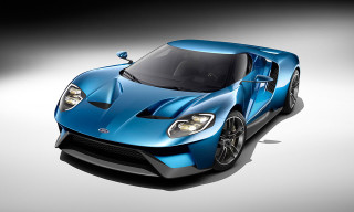 A First Look at the 2017 Ford GT ft. 600+ HP