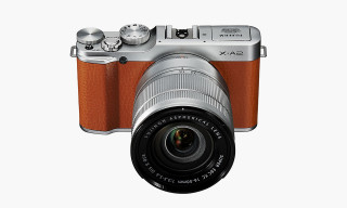 Fujifilm Unveils Selfie-Ready X-A2
