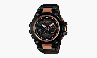 "G-SHOCK MTG-S1000BD ""Rose Gold/Black"""
