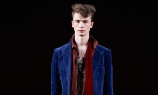 Haider Ackermann Fall/Winter 2014 Collection