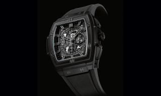 "Hublot Spirit of Big Bang ""All Black"""