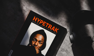 HYPETRAK Magazine Issue #1 ft. Kendrick Lamar, Flying Lotus, Jhené Aiko and more