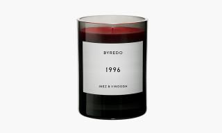 """Inez & Vinoodh x BYREDO """"1996"""" Collector Candle"""